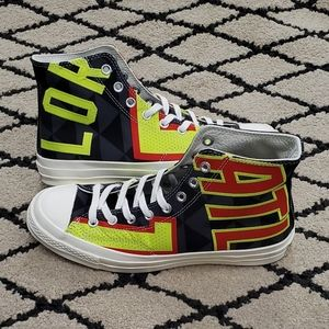 Converse CTAS 70 Gameday NBA Atlanta Hawks